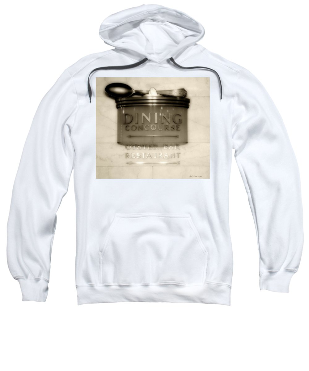 Art Deco Sweatshirt featuring the photograph Directions In Deco by RC DeWinter