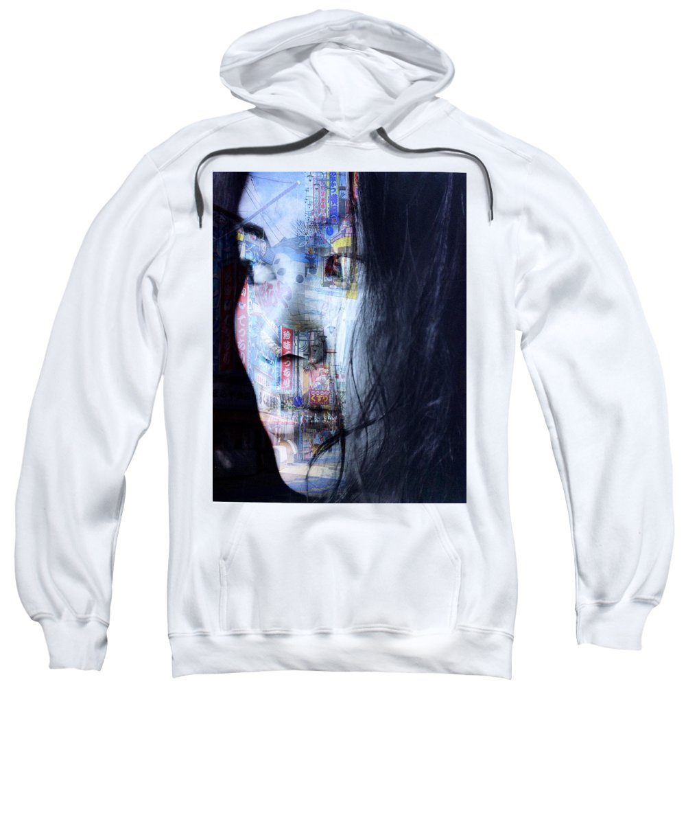 Sweatshirt featuring the photograph Dream by Jp Wright