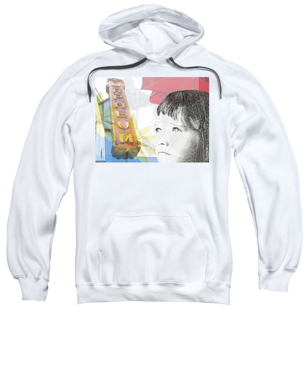 Memphis Sweatshirt featuring the photograph Dreams Of Memphis by Amanda Barcon