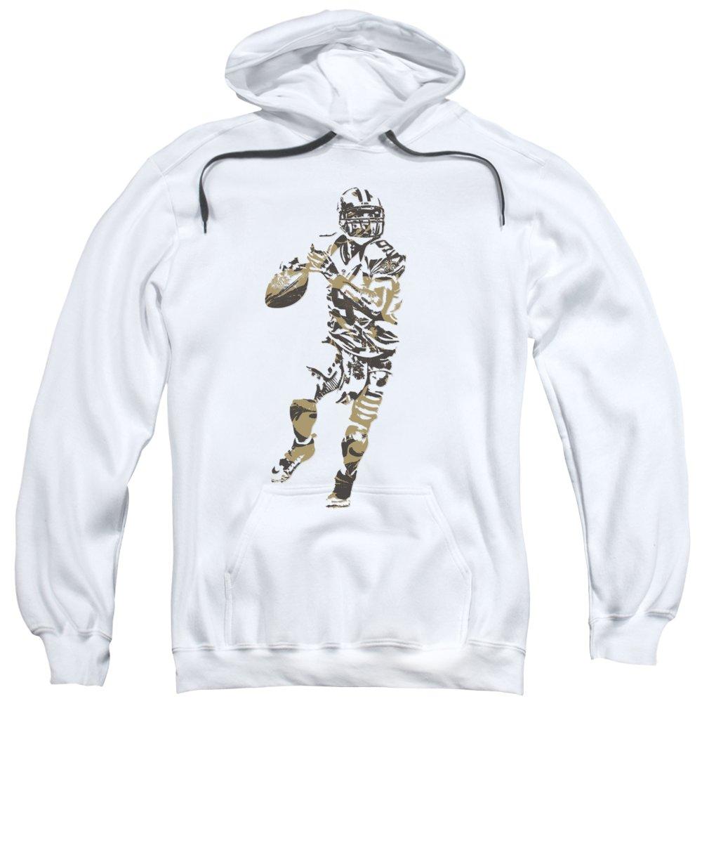 Super Bowl Mixed Media Hooded Sweatshirts T-Shirts