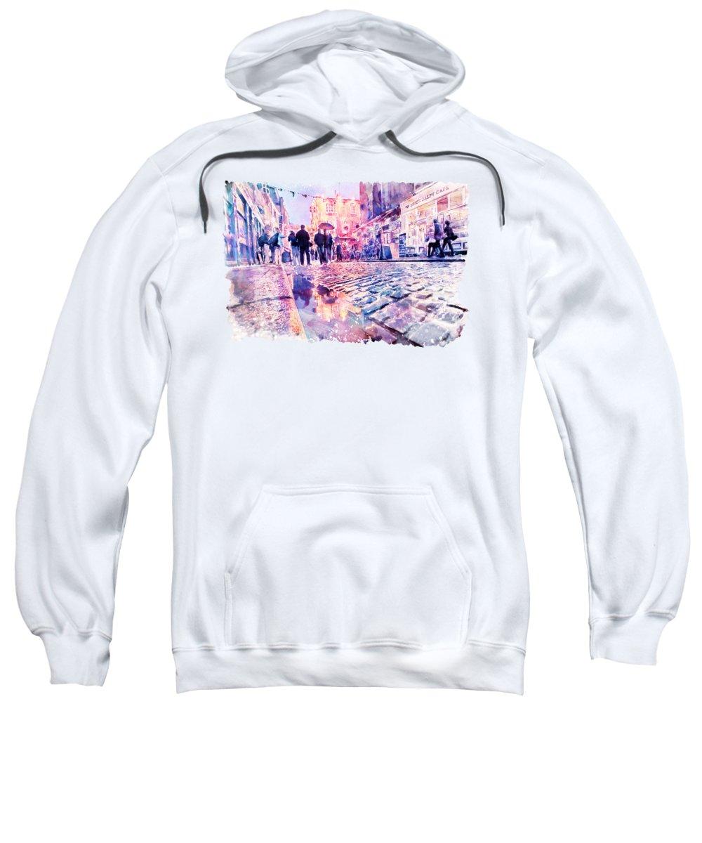Sidewalk Hooded Sweatshirts T-Shirts