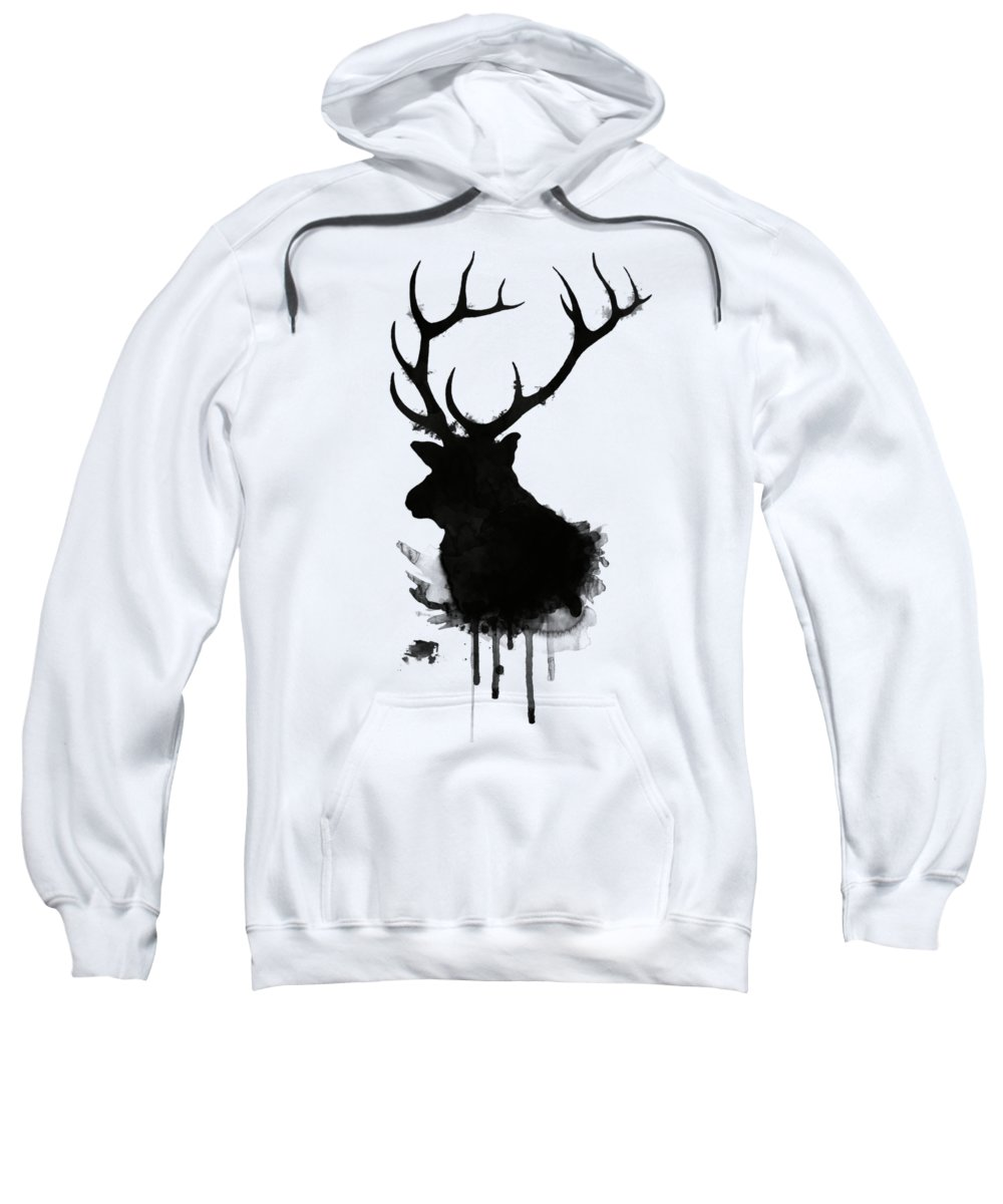 Watercolor Hooded Sweatshirts T-Shirts