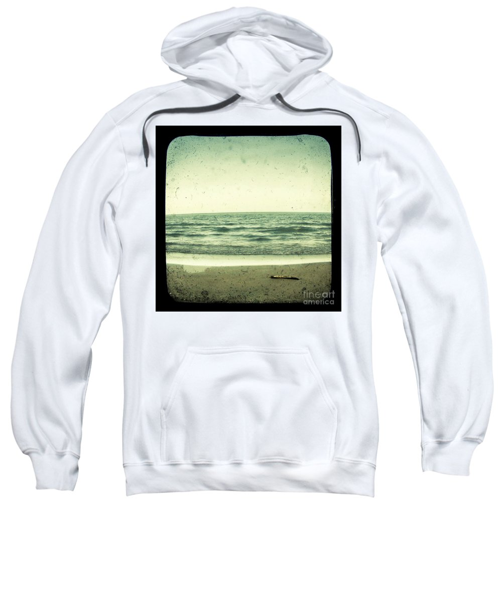 Ttv Sweatshirt featuring the photograph Forget Yesterday by Dana DiPasquale