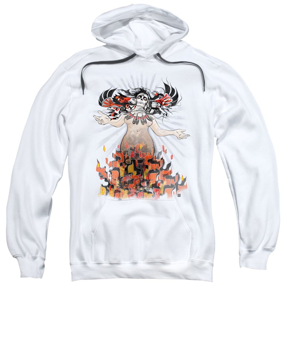 Cause Paintings Hooded Sweatshirts T-Shirts