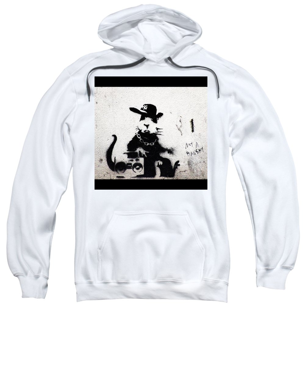 Stereo Sweatshirt featuring the photograph Ghetto Fabulous by A Rey