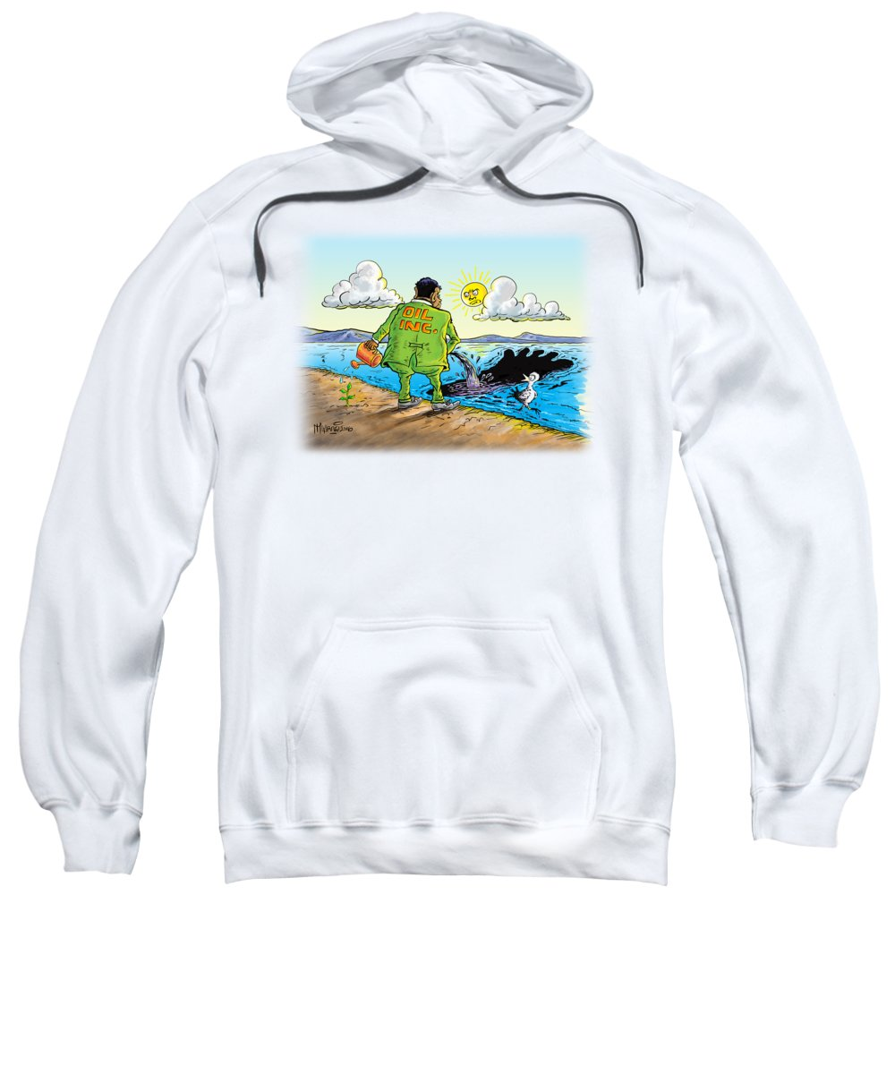 Gas Pump Hooded Sweatshirts T-Shirts