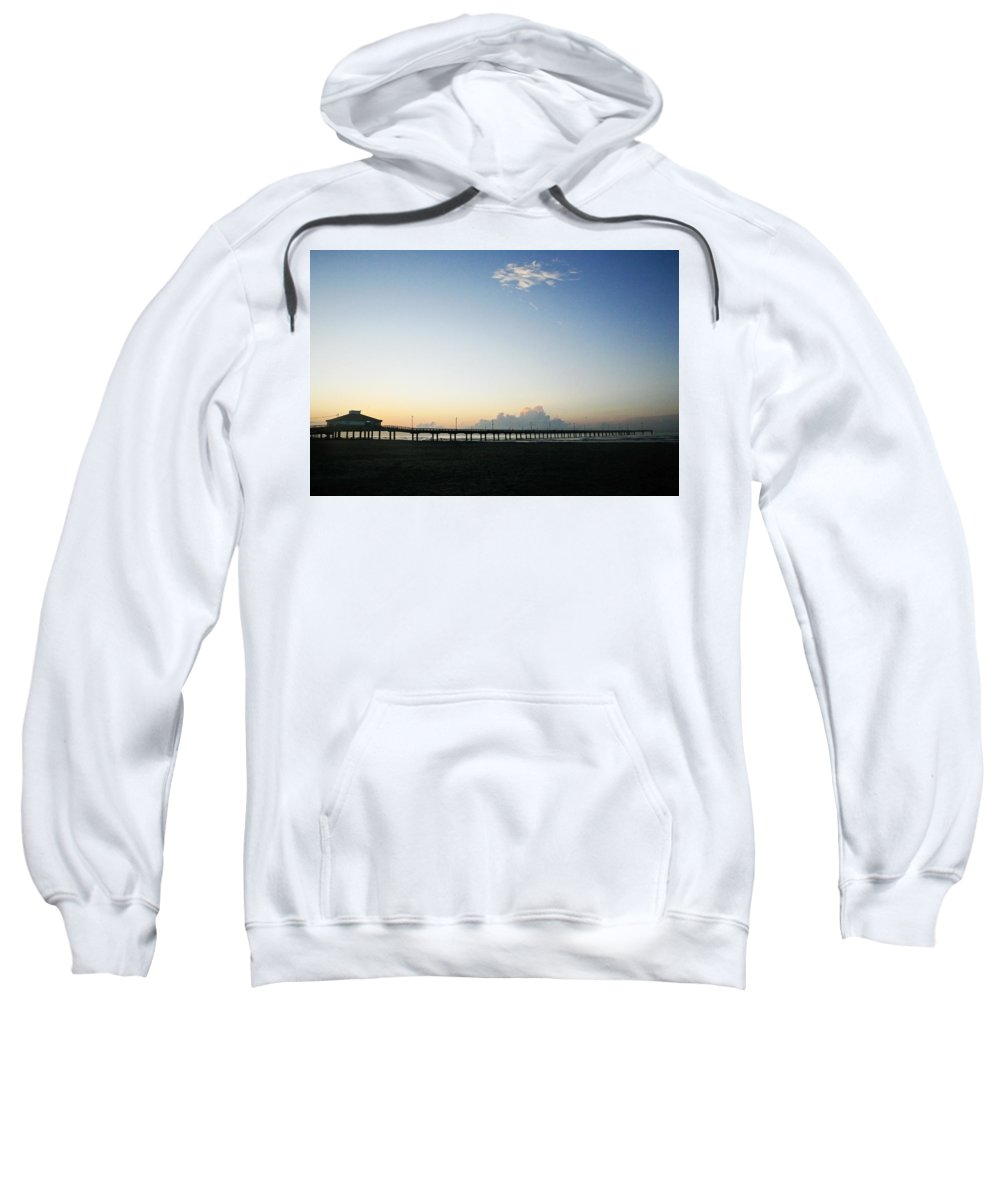 Water Sweatshirt featuring the photograph Good Morning by Marilyn Hunt
