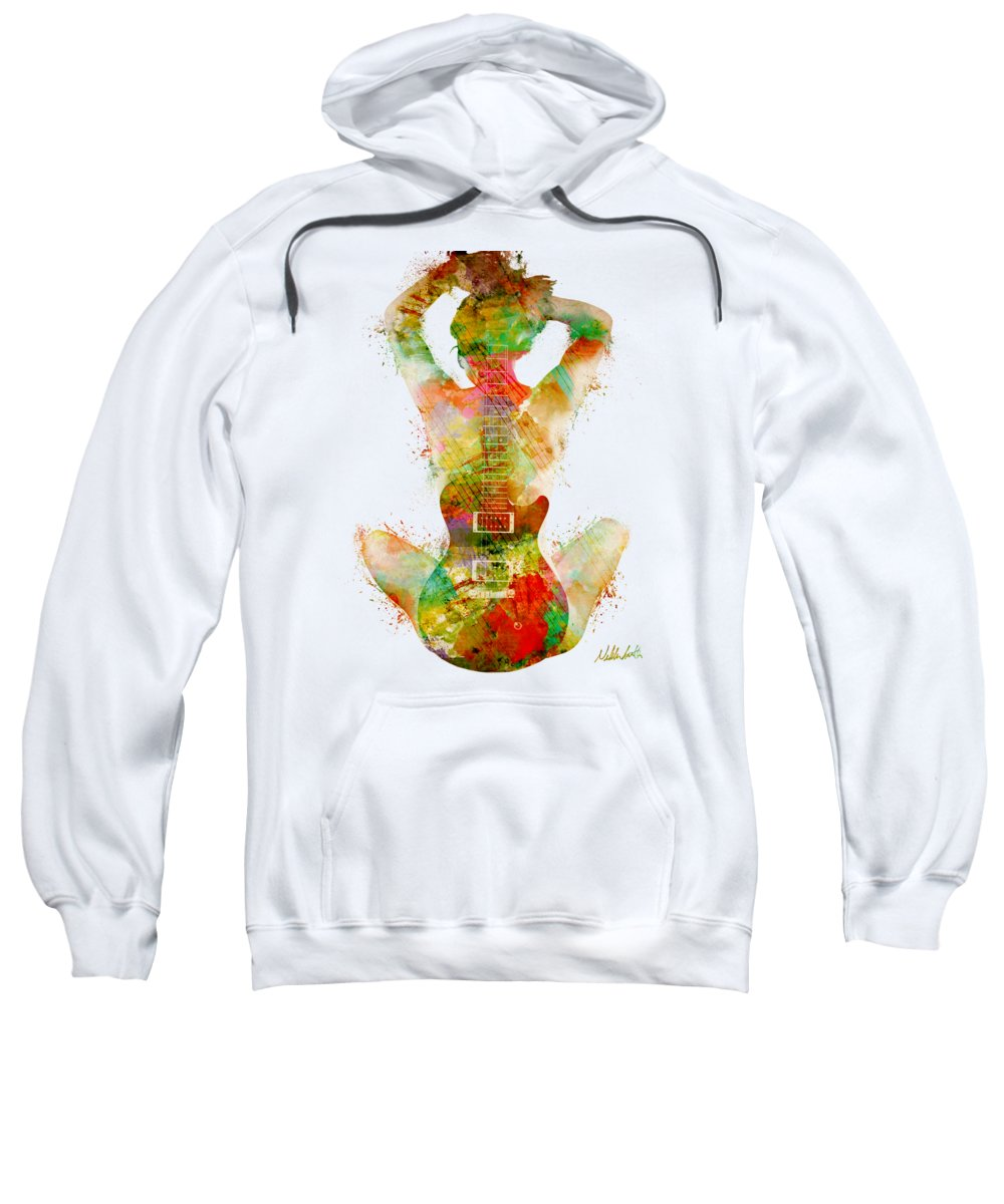 Jazz Digital Art Hooded Sweatshirts T-Shirts