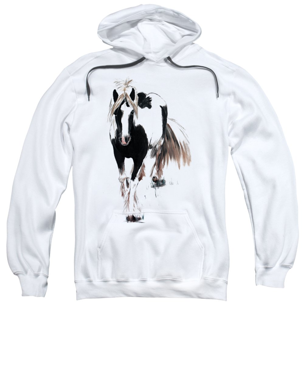 Francesca Hooded Sweatshirts T-Shirts
