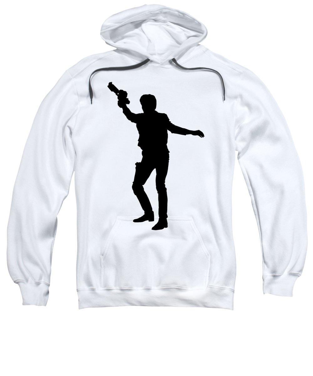 Shadow Digital Art Hooded Sweatshirts T-Shirts