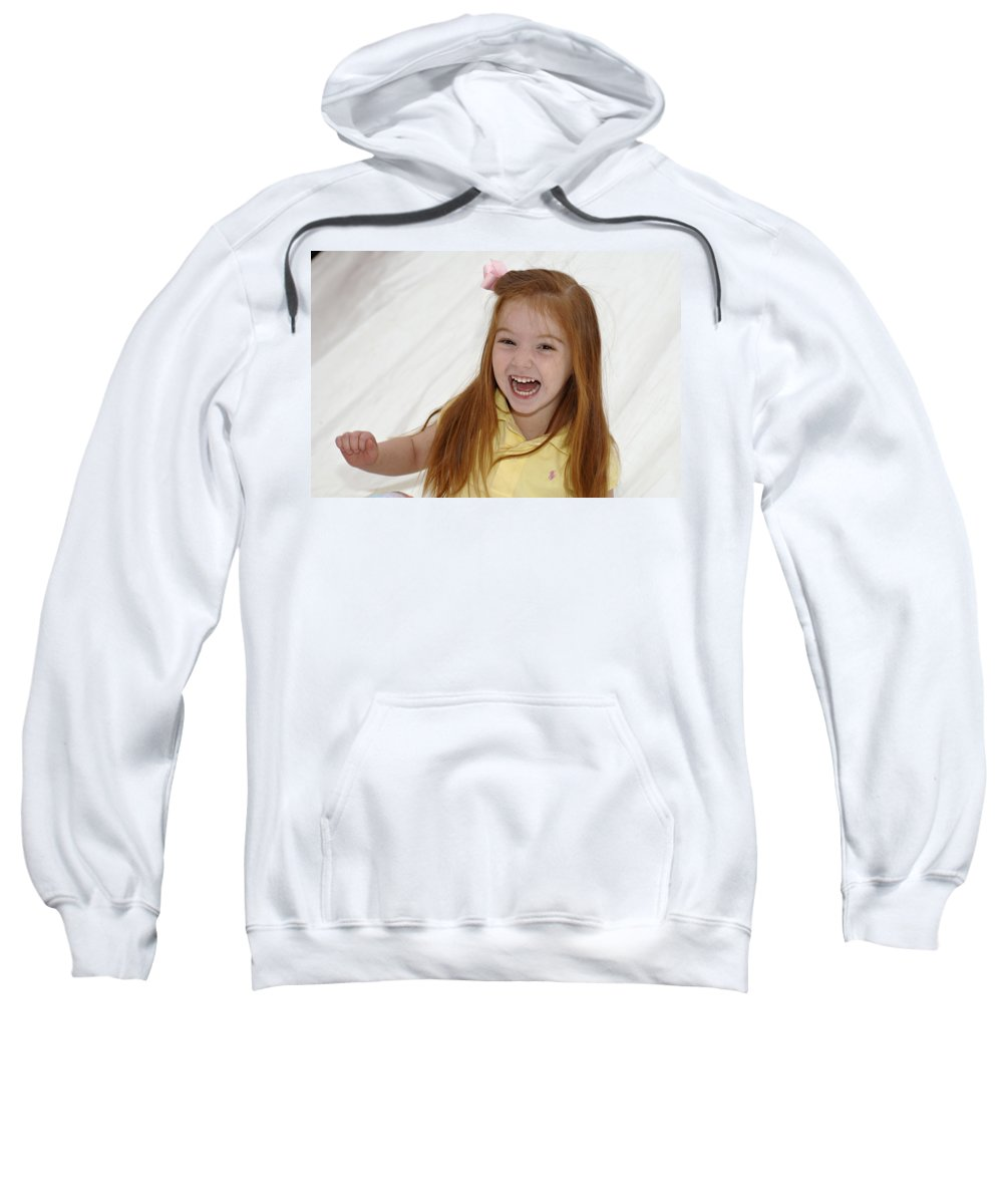 Happy Contest Sweatshirt featuring the photograph Happy Contest 6 by Jill Reger