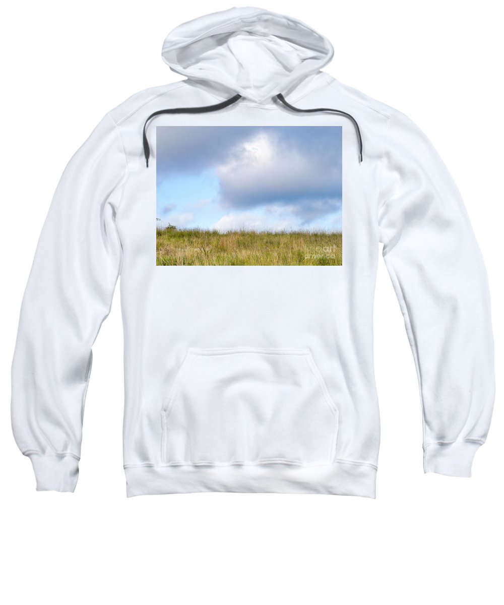 Hill Sweatshirt featuring the photograph Hill Where The Lord Hides by Gary Richards