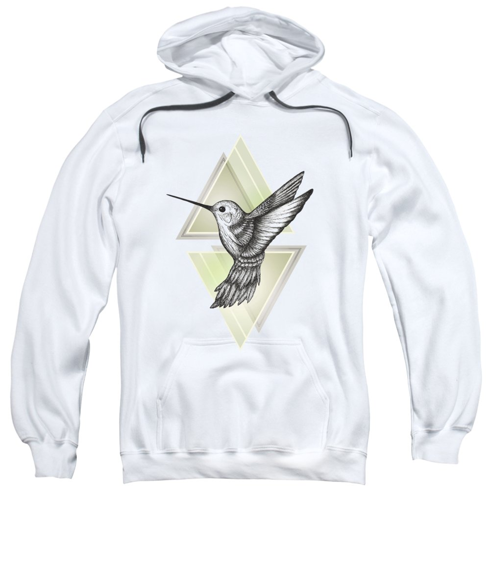 Hummingbird Hooded Sweatshirts T-Shirts
