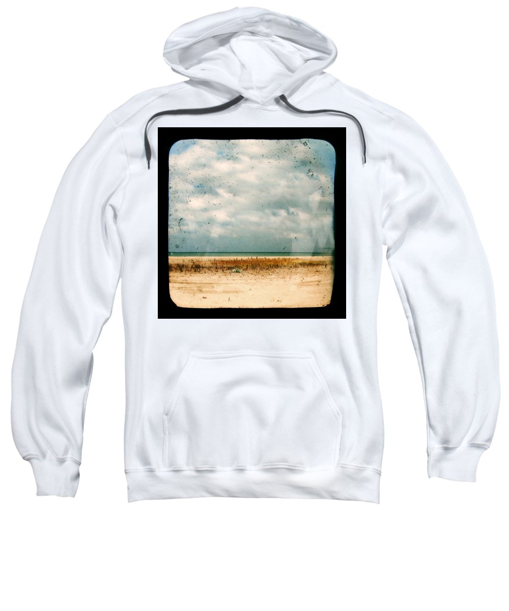 Dipasquale Sweatshirt featuring the photograph I Honestly Believed by Dana DiPasquale