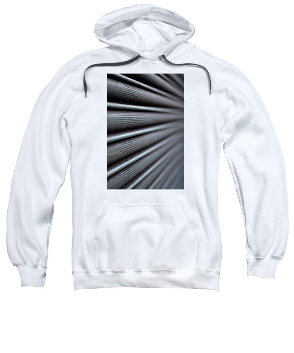 Industrial Sweatshirt featuring the photograph Industrial by Bastian Brisch