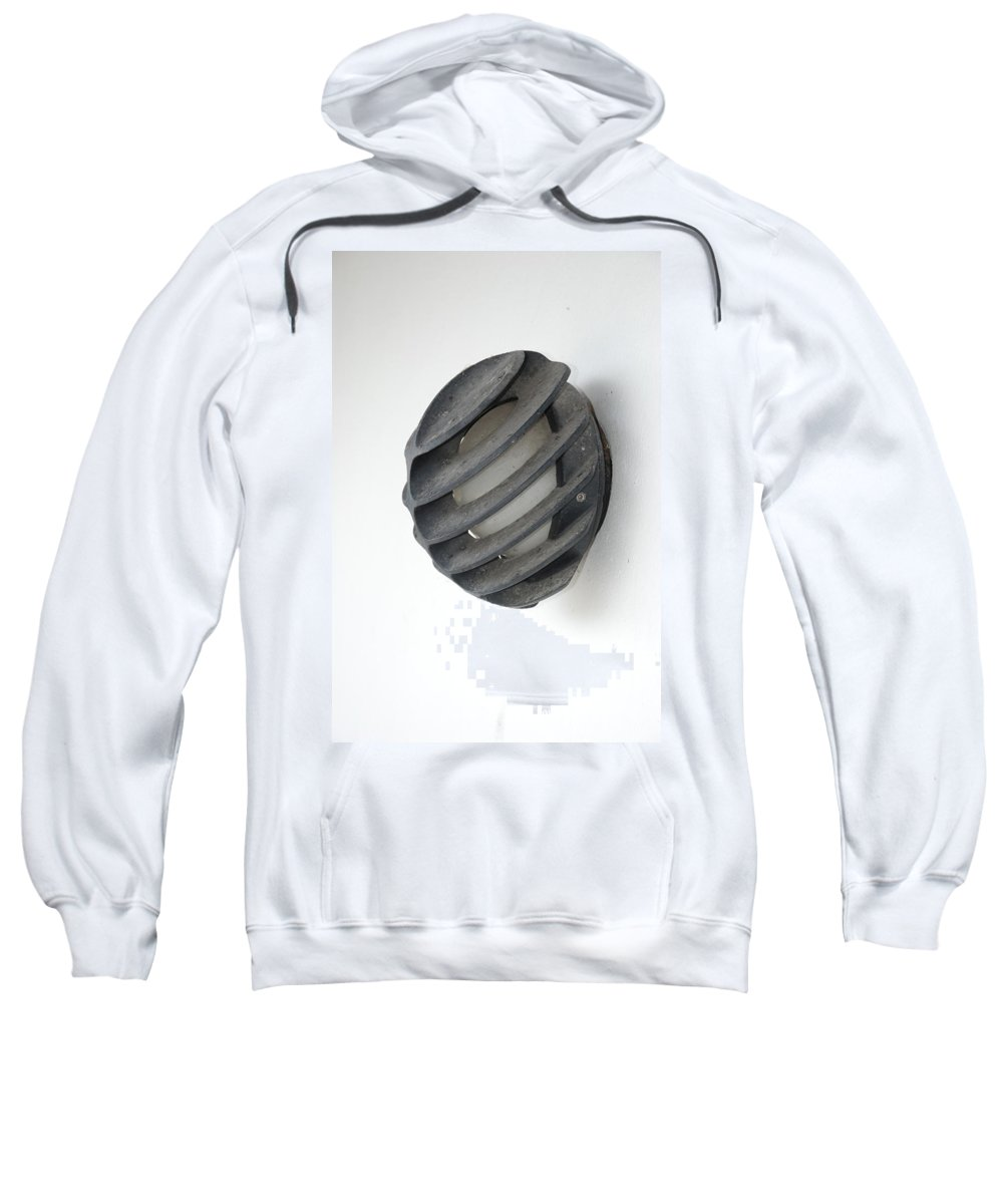 Japanese Sweatshirt featuring the photograph Japanese Shell Lamp by Rob Hans