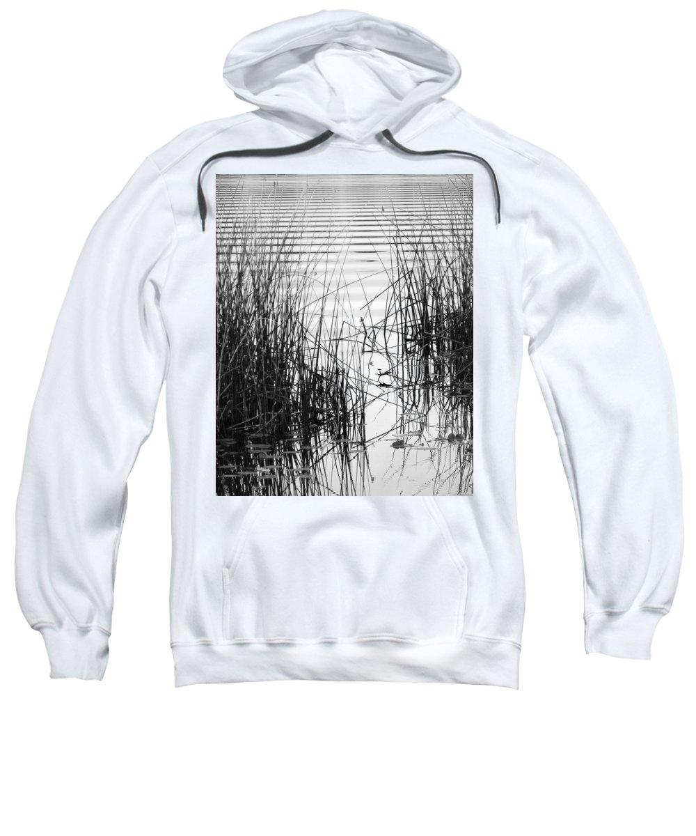 Lake Sweatshirt featuring the photograph Lake Wake by Francesa Miller