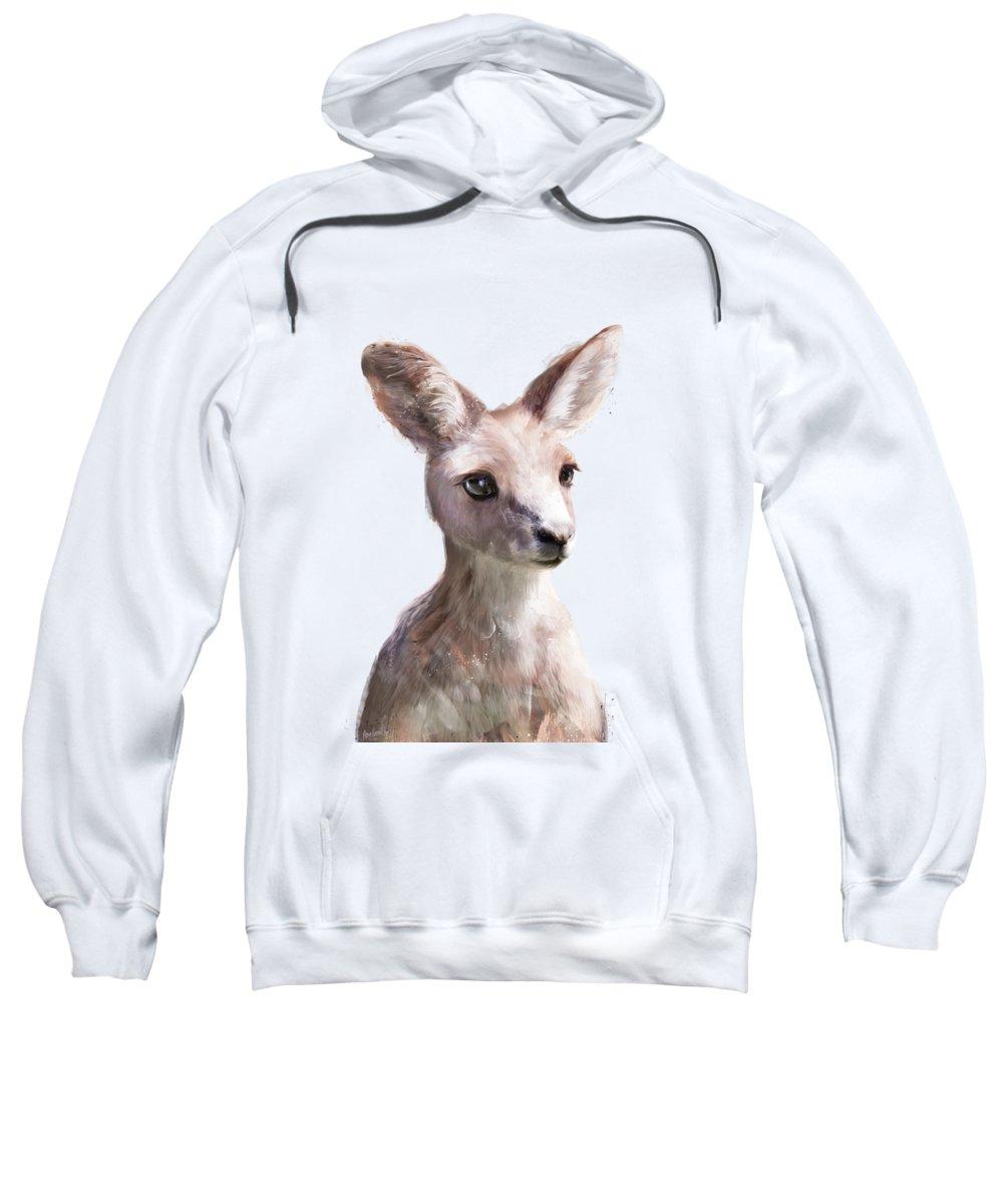 Kangaroo Hooded Sweatshirts T-Shirts