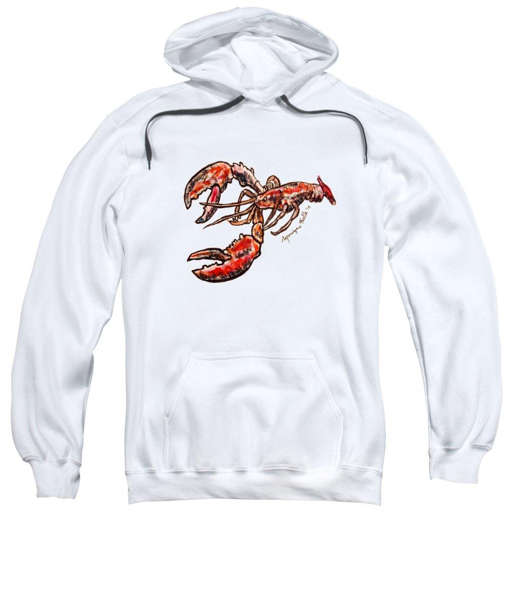 Maine Coast Paintings Hooded Sweatshirts T-Shirts