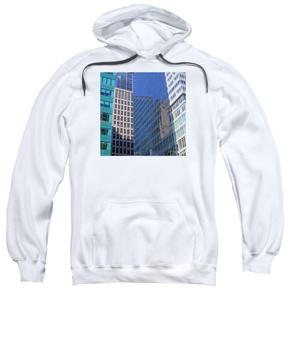 Windows Sweatshirt featuring the photograph Look Through Any Window by Rick Locke