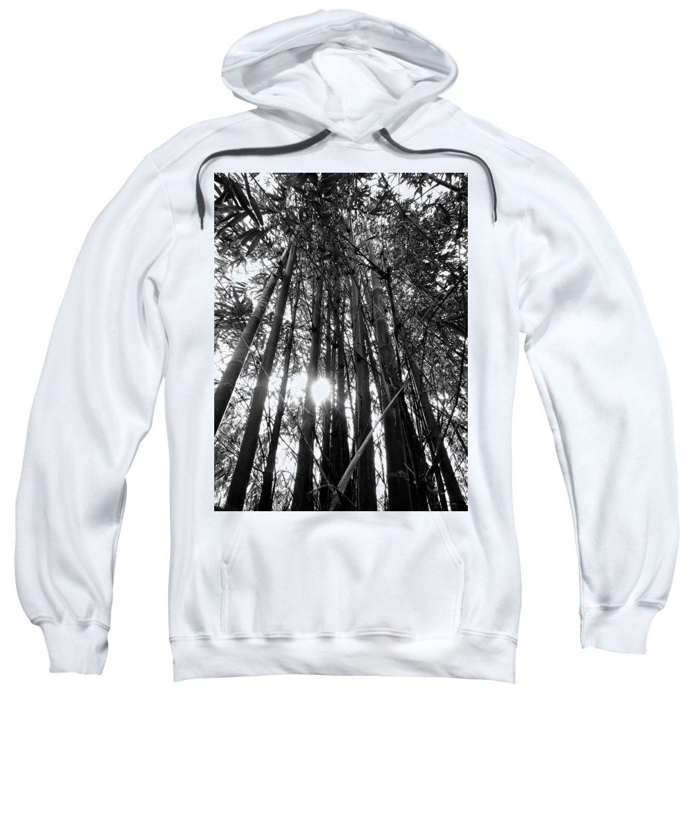 Landscape Sweatshirt featuring the photograph Magic. by Nora Meyer