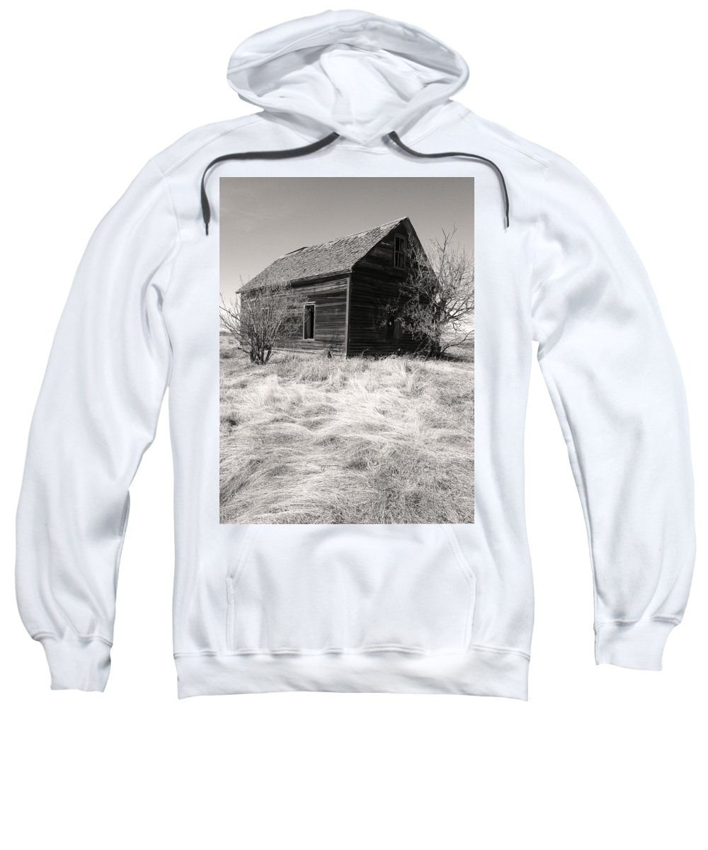 Landscapes Sweatshirt featuring the photograph Me With U by The Artist Project