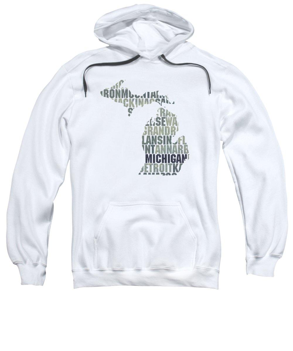 Michigan State Hooded Sweatshirts T-Shirts