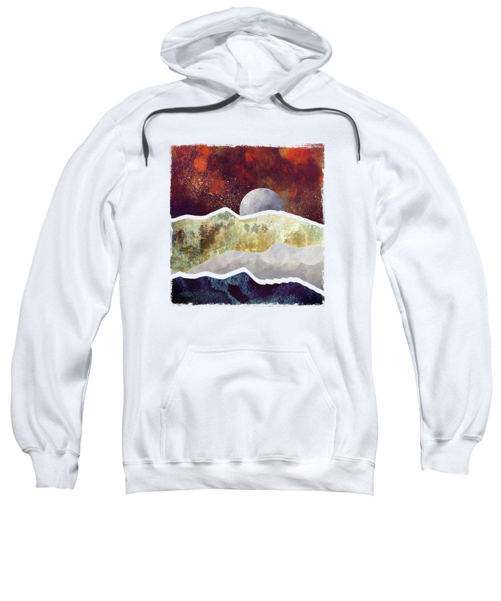 Milky Digital Art Hooded Sweatshirts T-Shirts