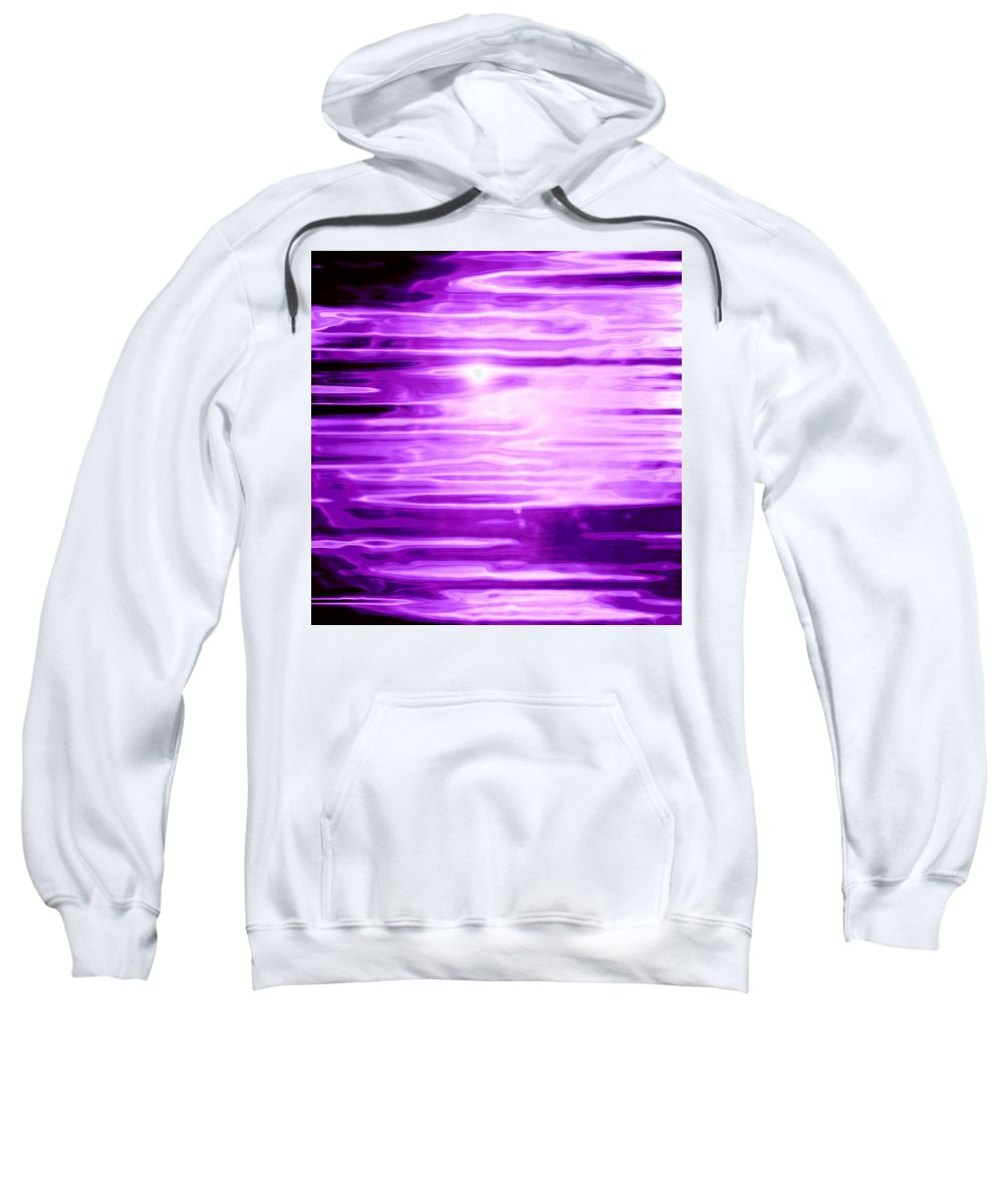 Moveonart! Digital Gallery Sweatshirt featuring the digital art Moveonart Dreaming More Frequently by Jacob Kanduch