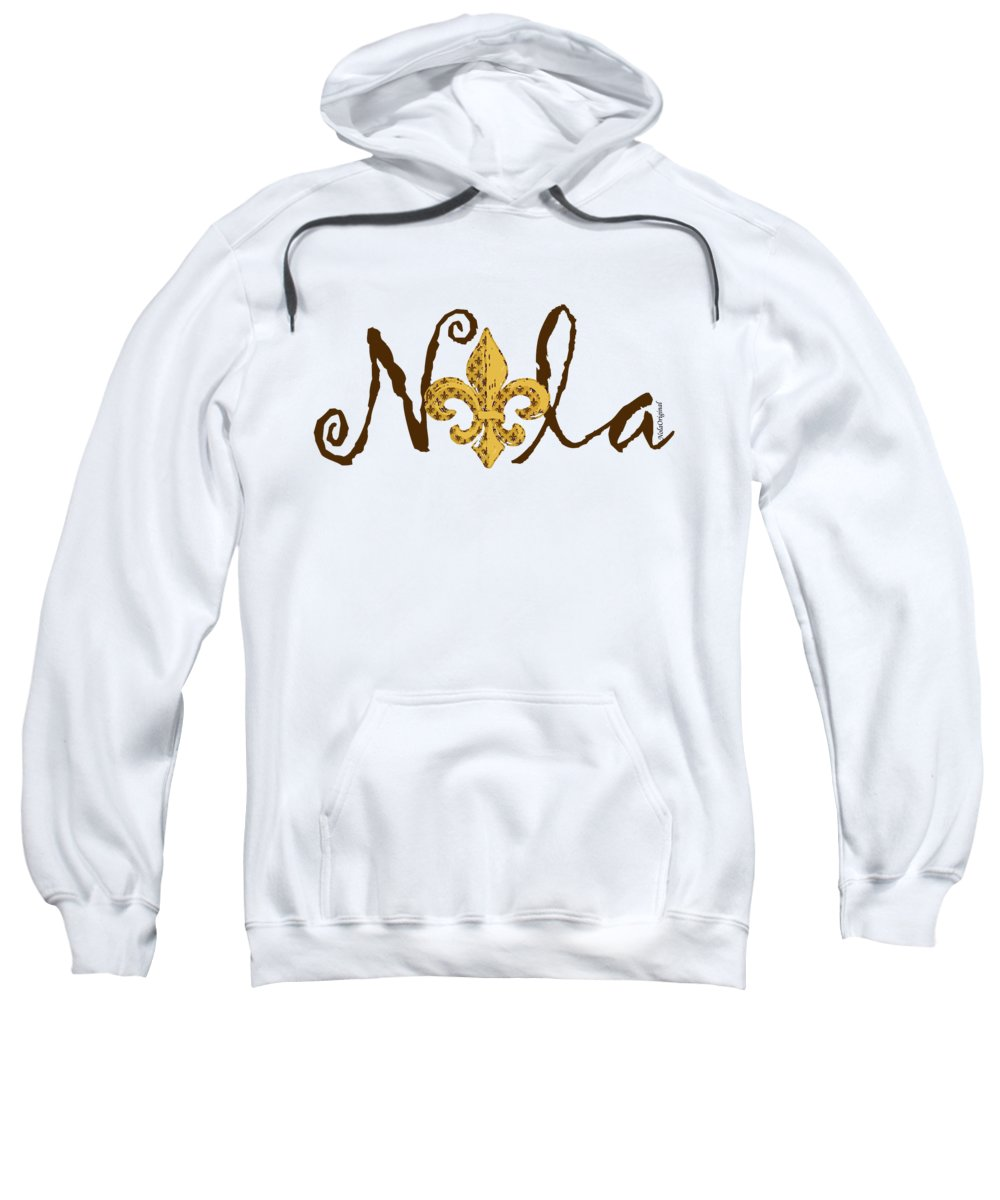 Katrina Hooded Sweatshirts T-Shirts