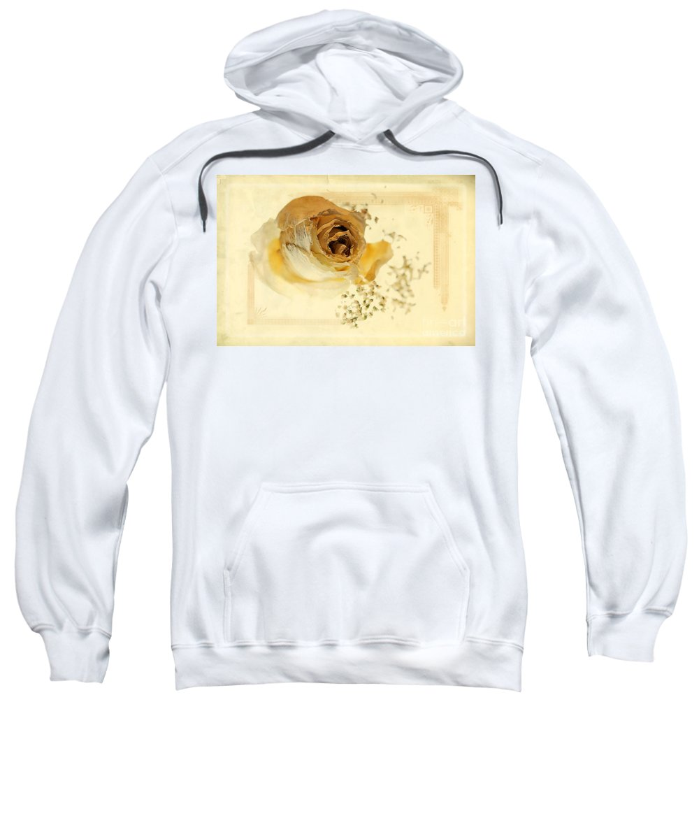 Nostalgia Sweatshirt featuring the photograph Nostalgia by Lois Bryan