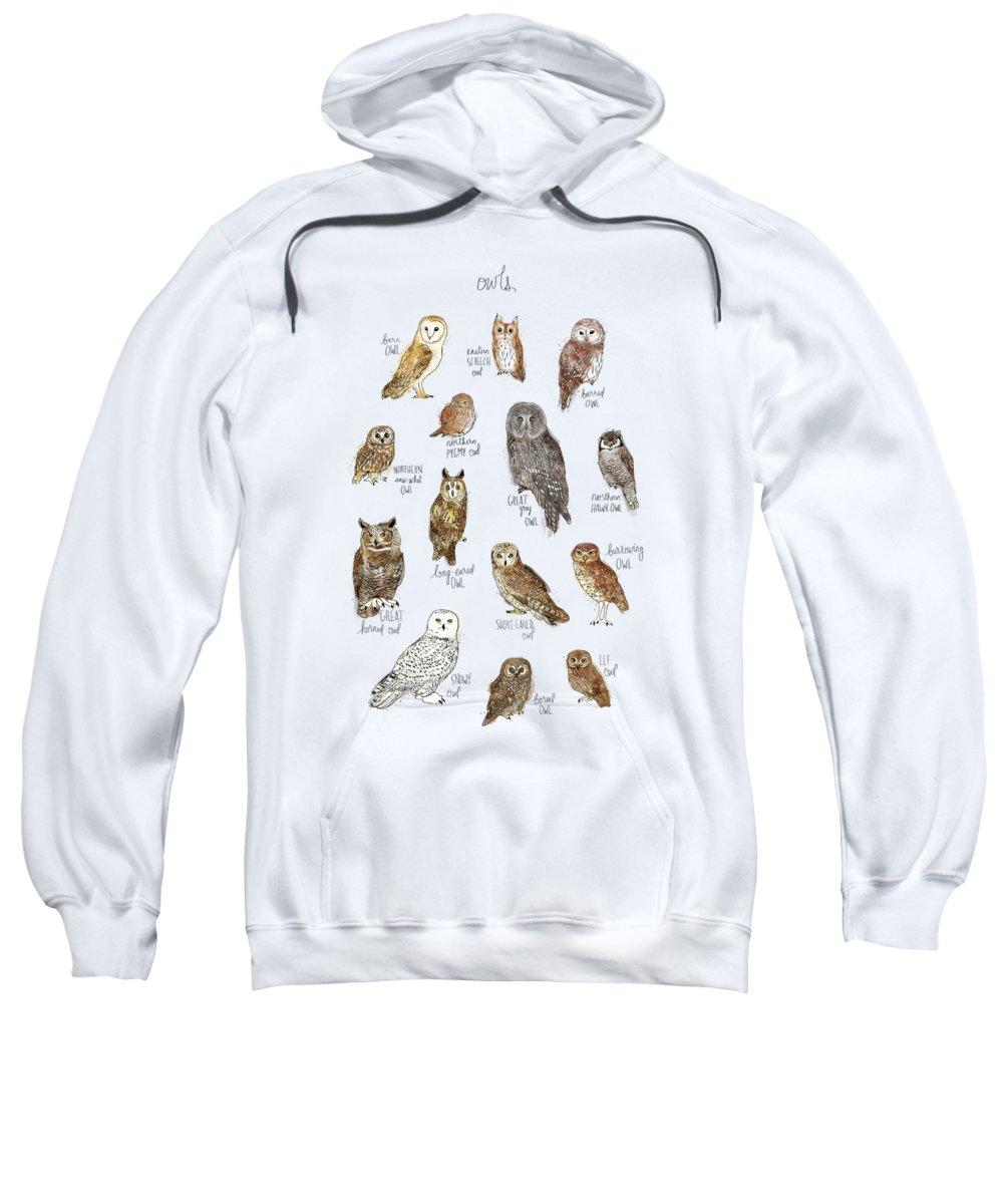 Snowy Hooded Sweatshirts T-Shirts