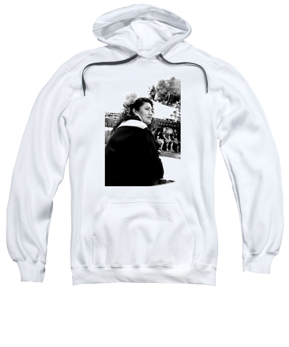 Pacific Arts Festival Win Naing Sweatshirt featuring the photograph Pacific Arts Festival by Win Naing