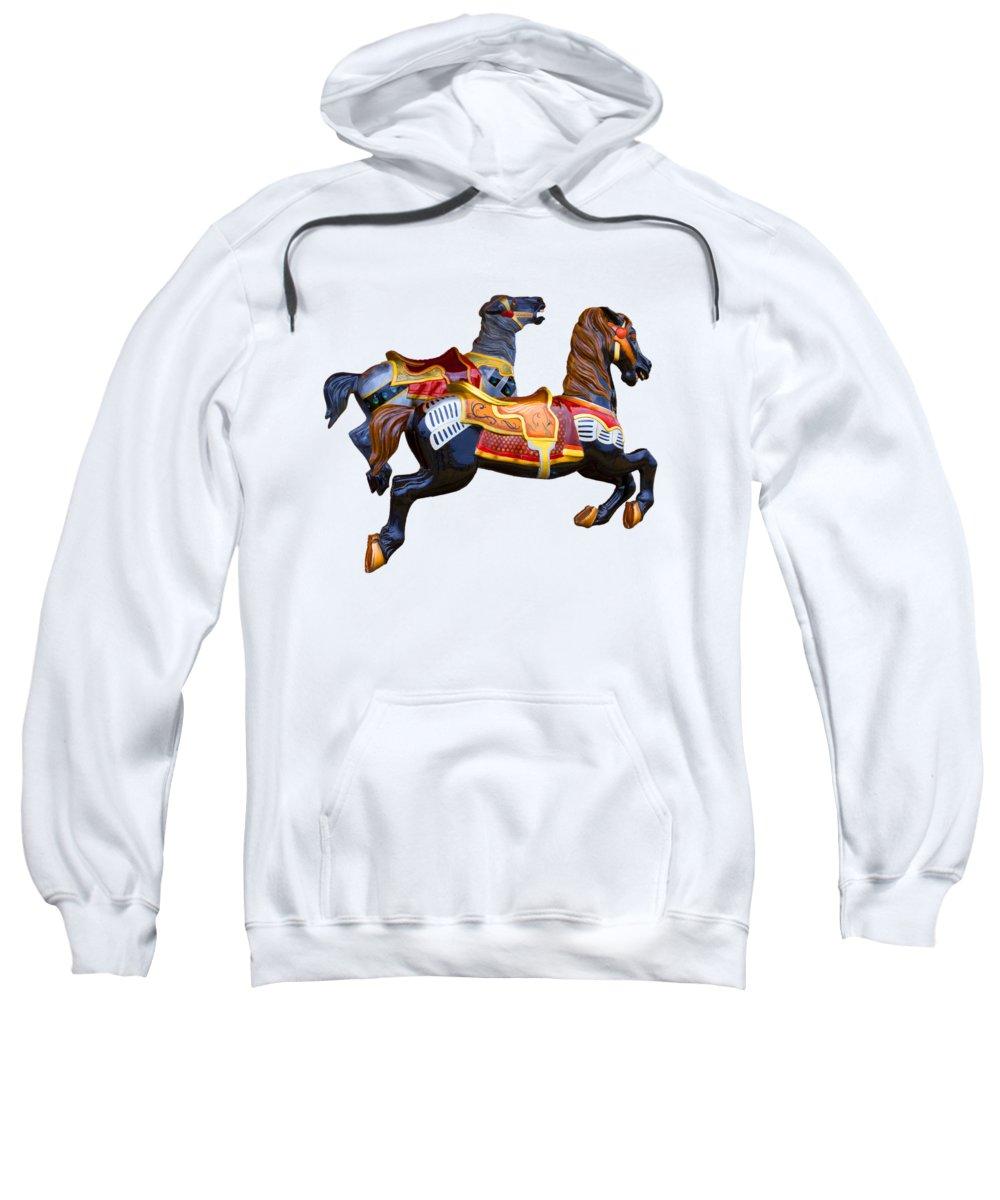 Merry-go-round Photographs Hooded Sweatshirts T-Shirts