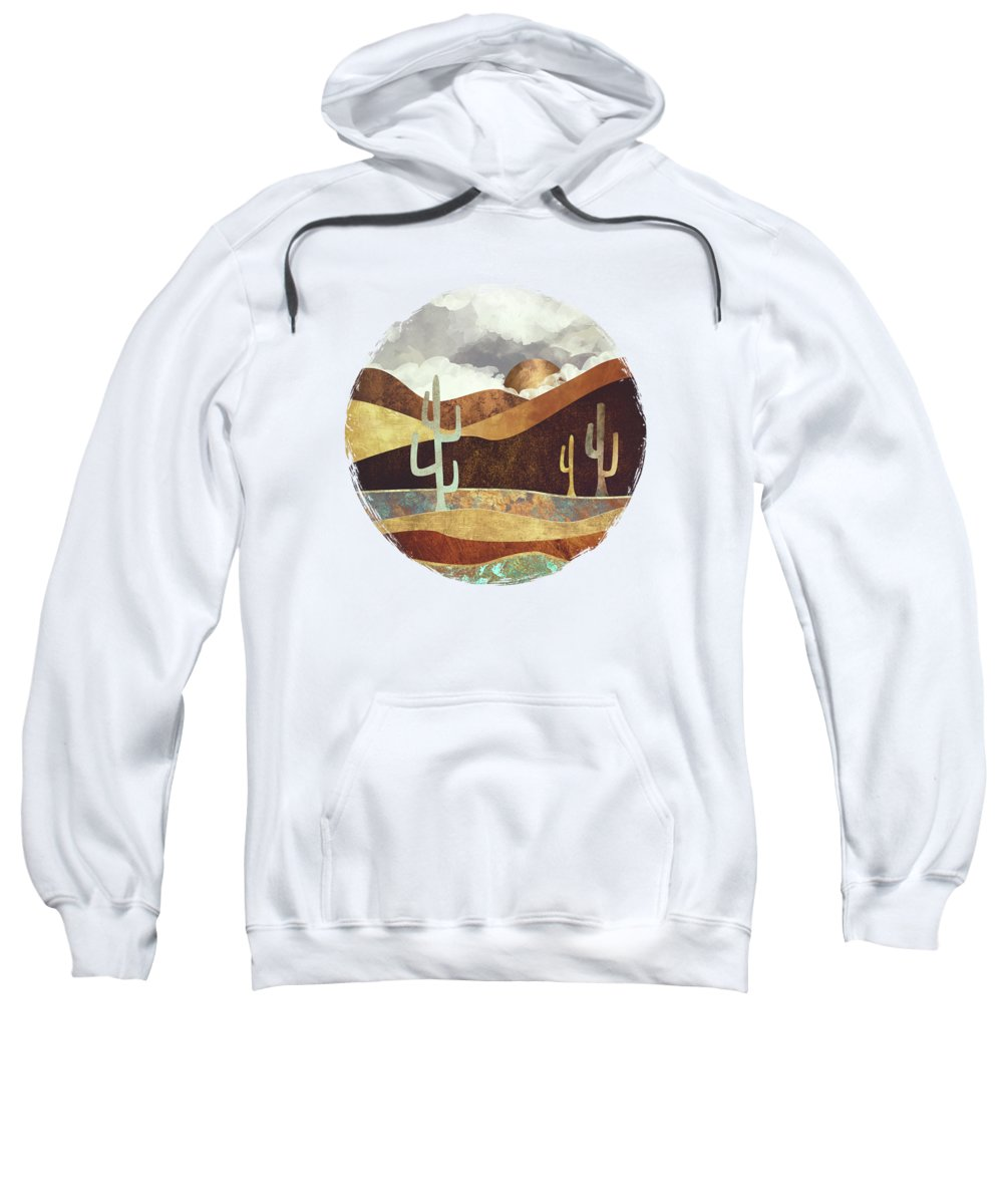 Patina Digital Art Hooded Sweatshirts T-Shirts