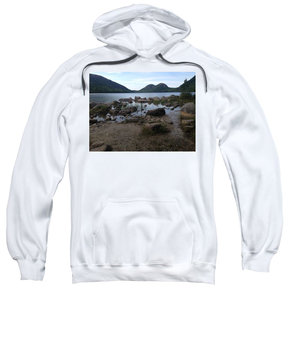 Sweatshirt featuring the photograph Peace by Rob Epps