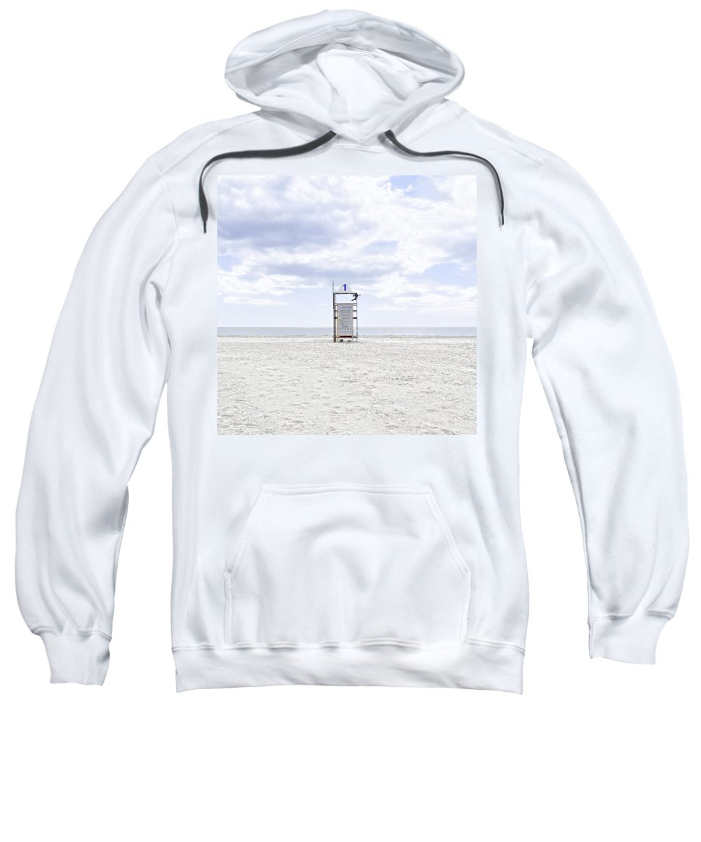 Beach Sweatshirt featuring the photograph Port Stanley # 1 by Jerry Golab