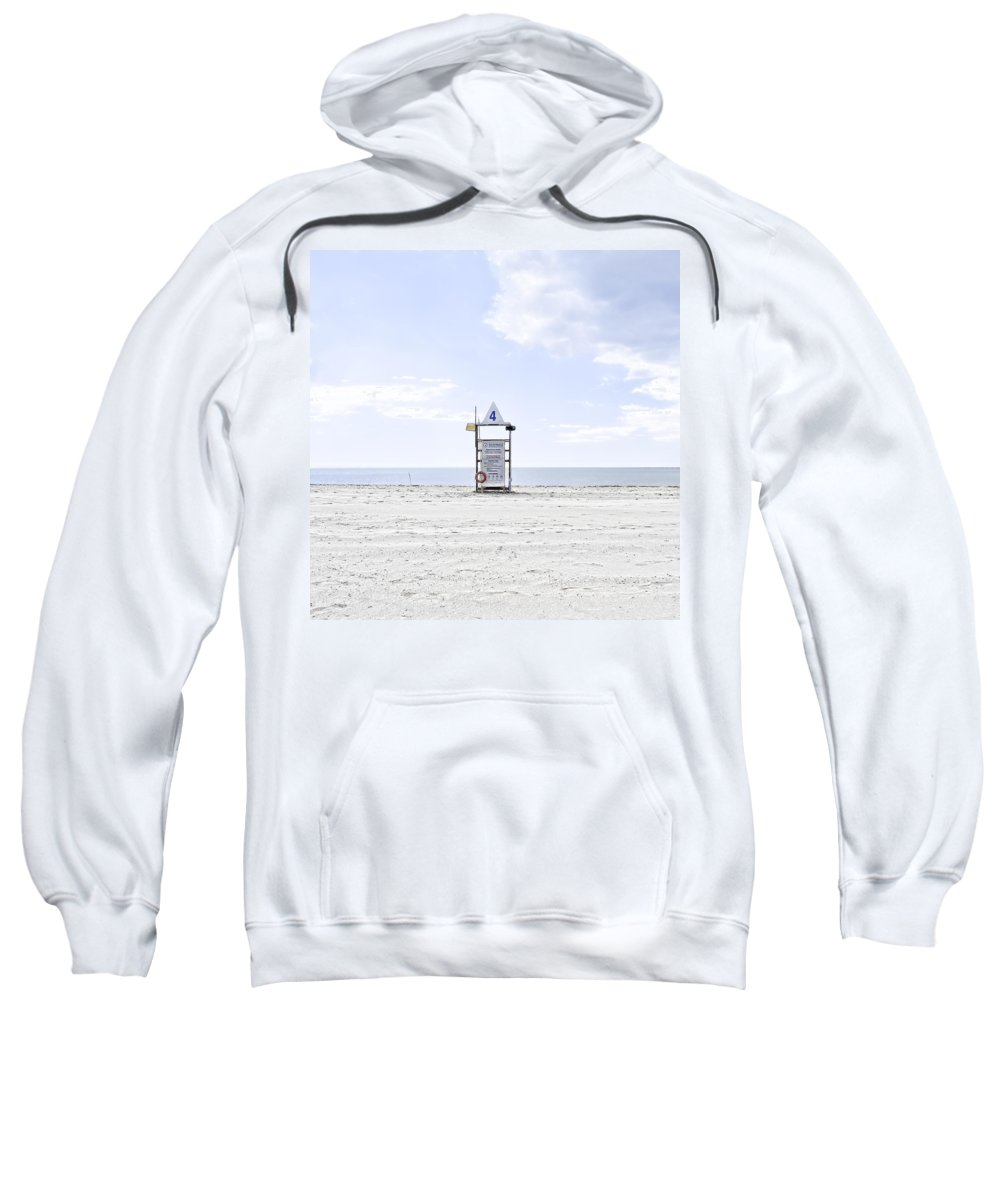 Beach Sweatshirt featuring the photograph Port Stanley # 4 by Jerry Golab