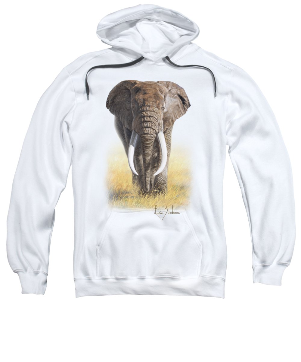 Elephant Hooded Sweatshirts T-Shirts