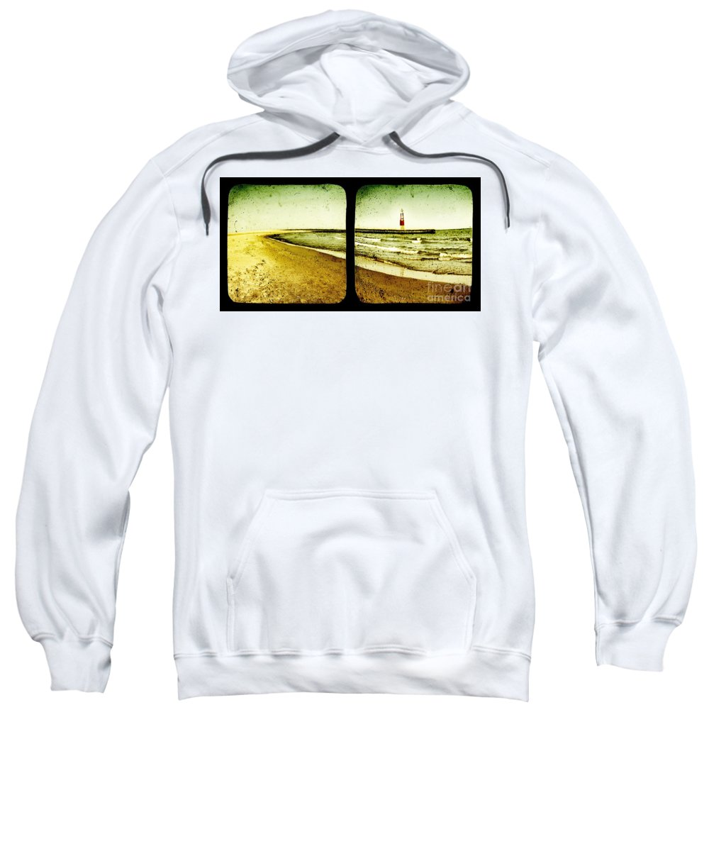 Ttv Sweatshirt featuring the photograph Reaching For Your Hand by Dana DiPasquale
