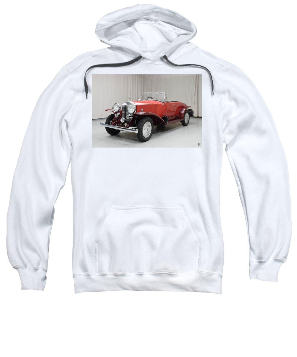 Rolls-royce Sweatshirt featuring the digital art Rolls-royce by Bert Mailer