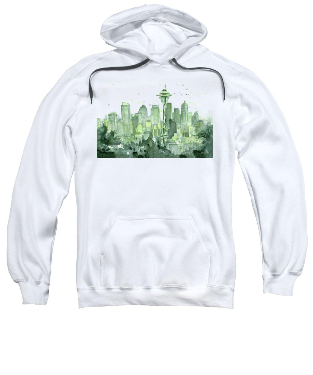 Buildings Sweatshirts