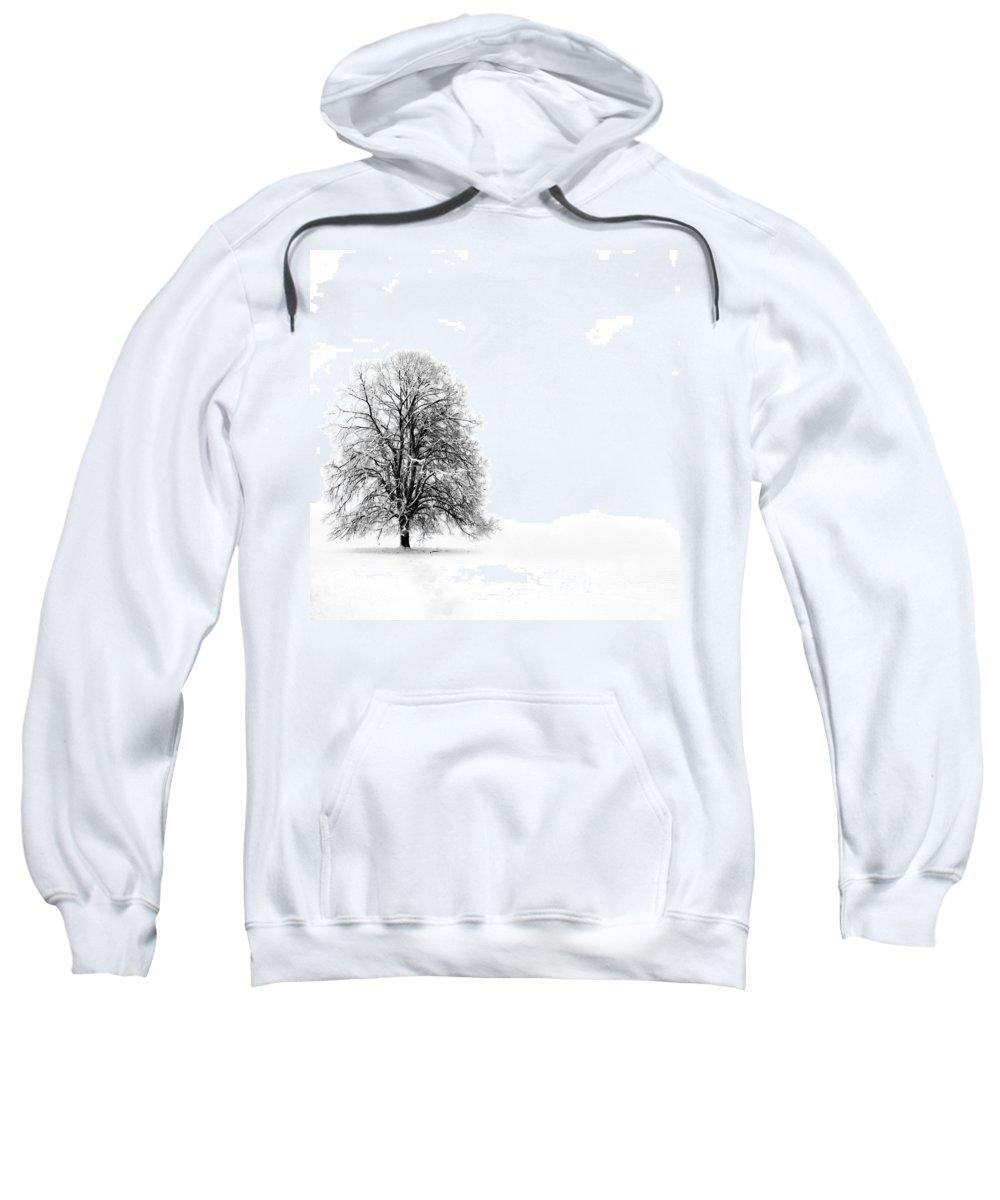 Landscape Sweatshirt featuring the photograph Silenzio by Jacky Gerritsen