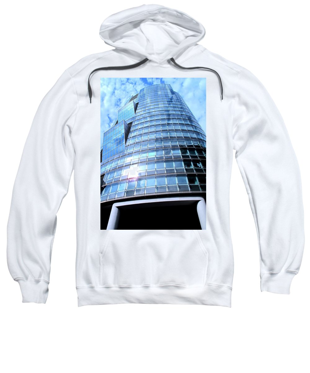 Vienna Sweatshirt featuring the photograph Soaring by Ian MacDonald