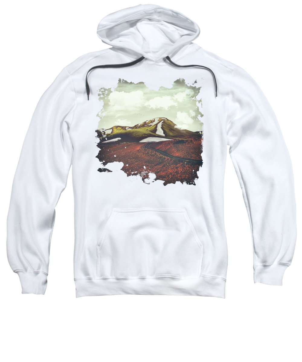 Winter Landscapes Hooded Sweatshirts T-Shirts