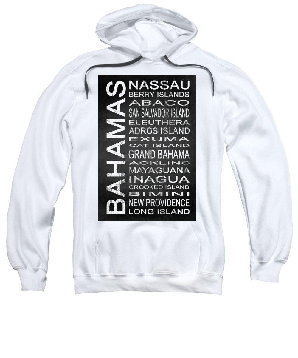 Eleuthera Art Hooded Sweatshirts T-Shirts