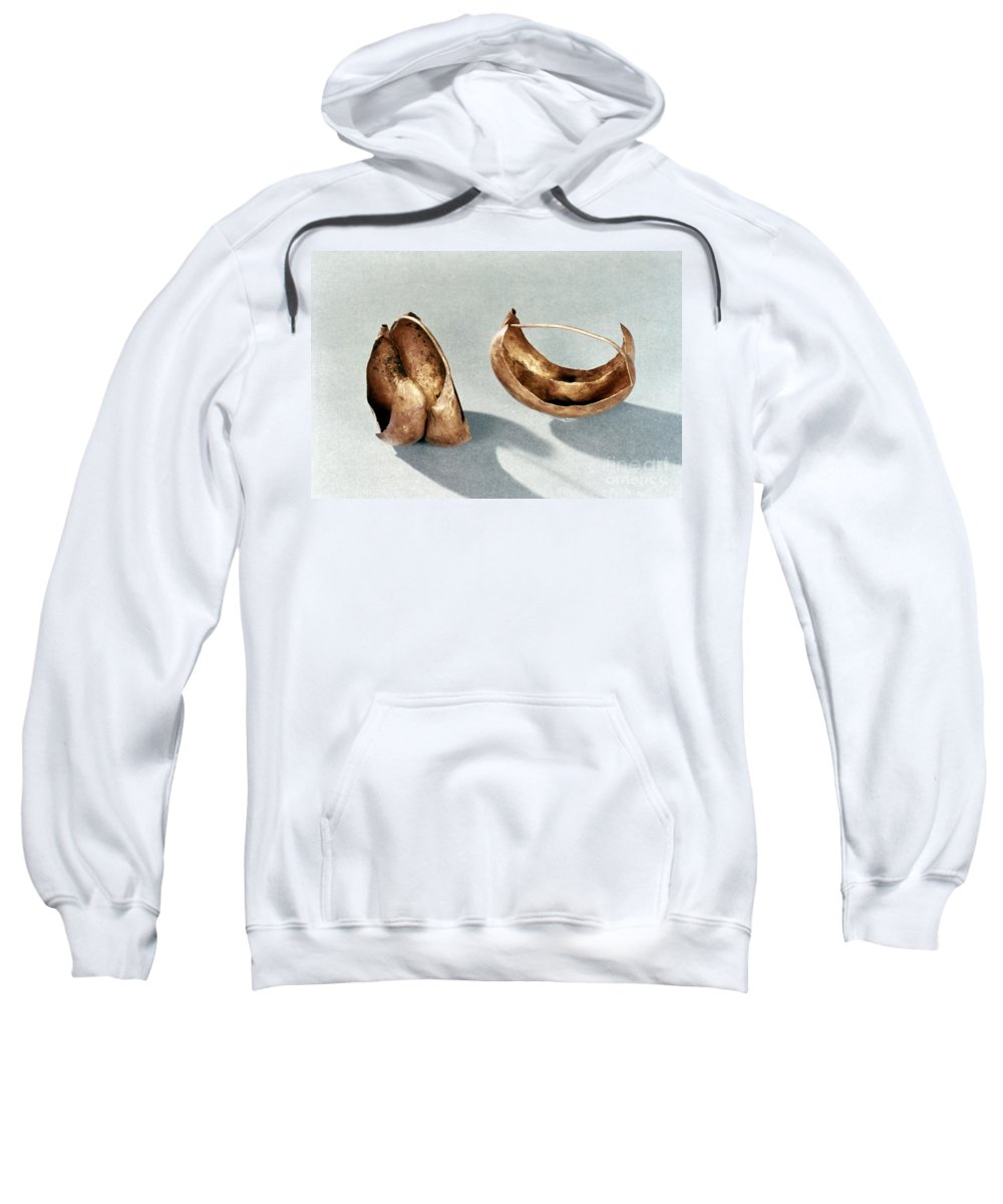 2500 B.c. Sweatshirt featuring the photograph Sumerian Jewelry by Granger