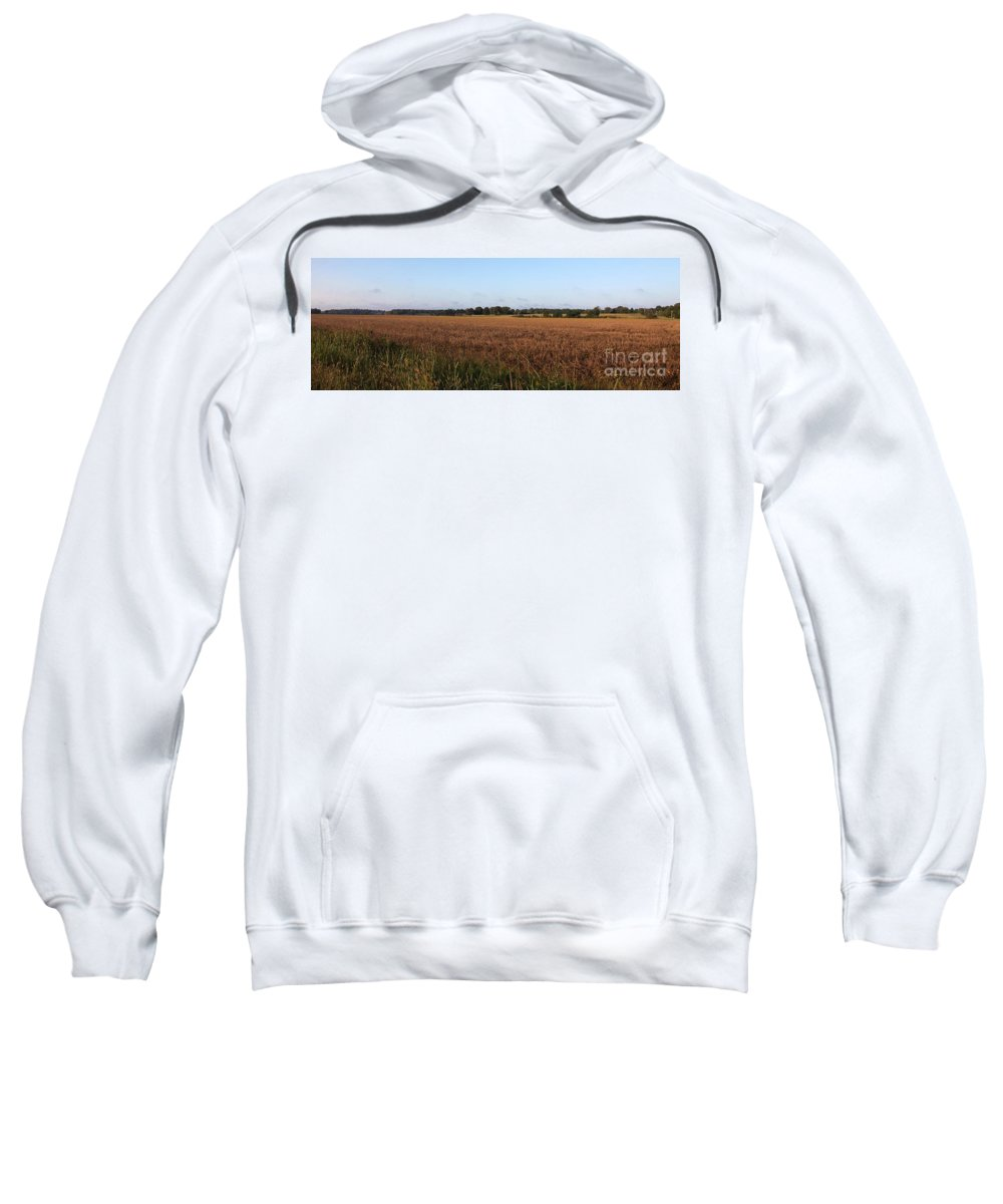 Tennessee Sweatshirt featuring the photograph Sunday Drive by Amanda Barcon