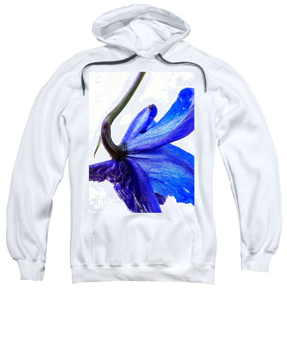 Lauren Radke Sweatshirt featuring the photograph Surrender by Lauren Radke
