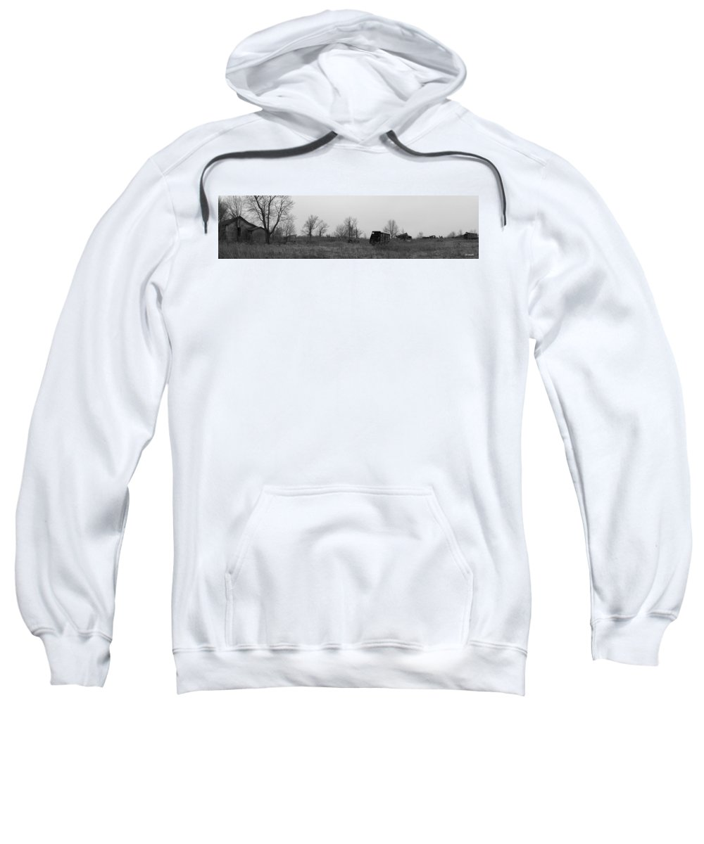 They Gave Us Their All Sweatshirt featuring the photograph They Gave Us Their All by Ed Smith